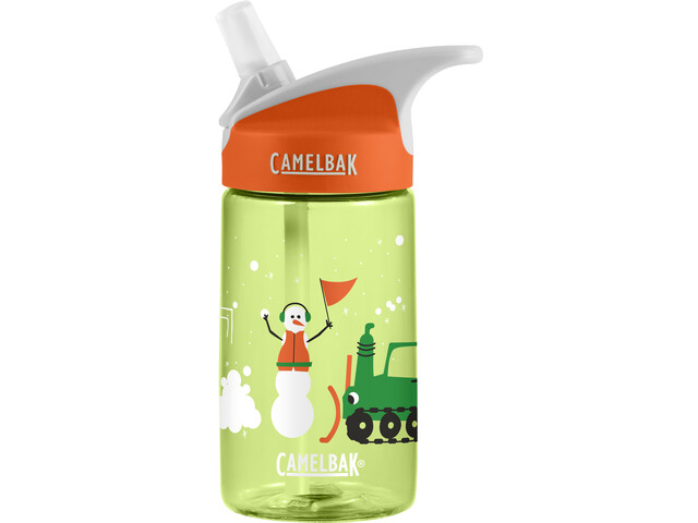 CamelBak Eddy Holiday LTD Bidon 400ml Dzieci, snow plow